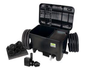 T.I.P. Teichaußenfilter WDF 10000 UV 11, UV-C 11 Watt, für Teiche bis zu 10.000 Liter - PLATZ 1